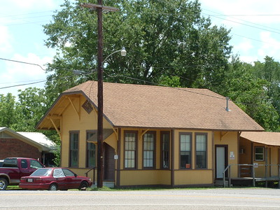 Chandler, TX SLSW depot