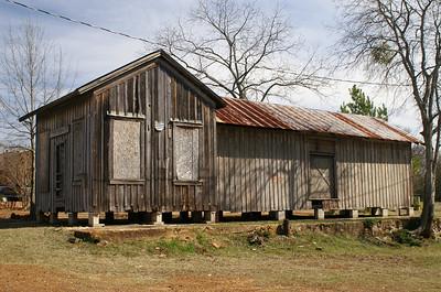 Avinger, TX L&A depot