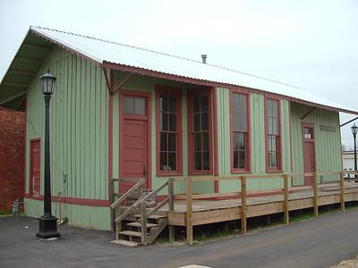 MKT depot in Burkburnett, TX.