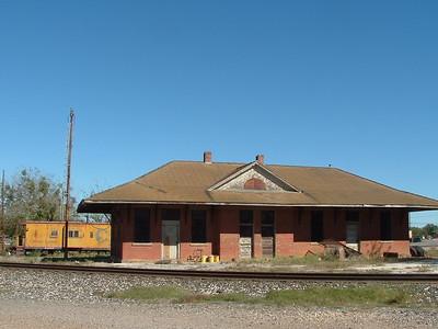 Giddings, TX Union Station