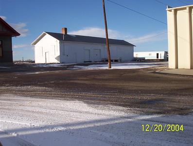 Douglas, WY CB&Q Freight Depot