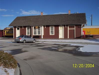 Douglas, WY C&NW Depot
