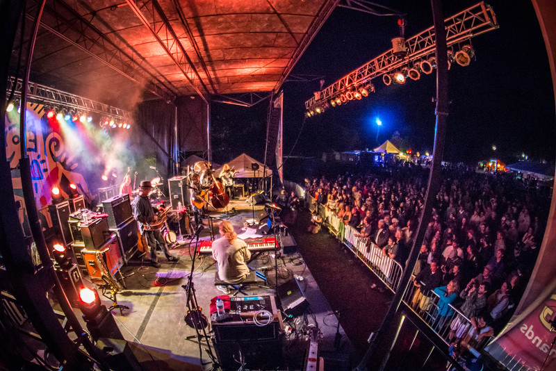 RailroadEarth From Drumstrong Rhythm and Arts Festival