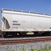 CIT Group/Capital Finance Incorporated 2-Bay Thrall 3250 cu. ft. Covered Hopper No. 309205
