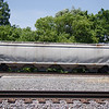 CIT Group/Capital Finance Incorporated 4-Bay Trinity 6351 cu. ft. Covered Hopper No. 635656