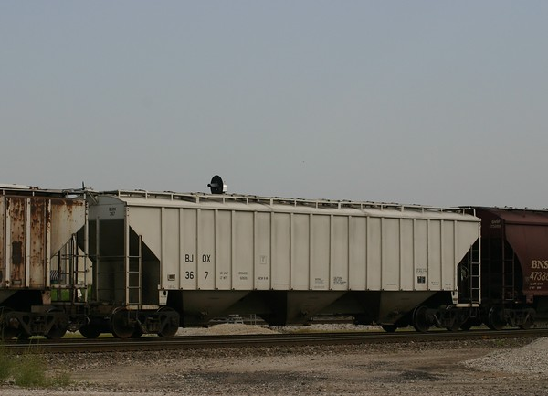Citicorp Railmark Incorporated 3-Bay PS 4750 cu. ft. Covered Hopper No. 367