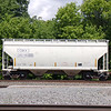 CIT Group/Capital Finance Incorporated 2-Bay Greenbrier 3250 cu. ft. Covered Hopper No. 345185