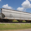 CIT Group/Capital Finance Incorporated 3-Bay 5250 cu. ft. Covered Hopper No. 389399