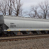 CIT Group/Capital Finance Incorporated 4-Bay 5800 cu. ft. Covered Hopper No. 490795