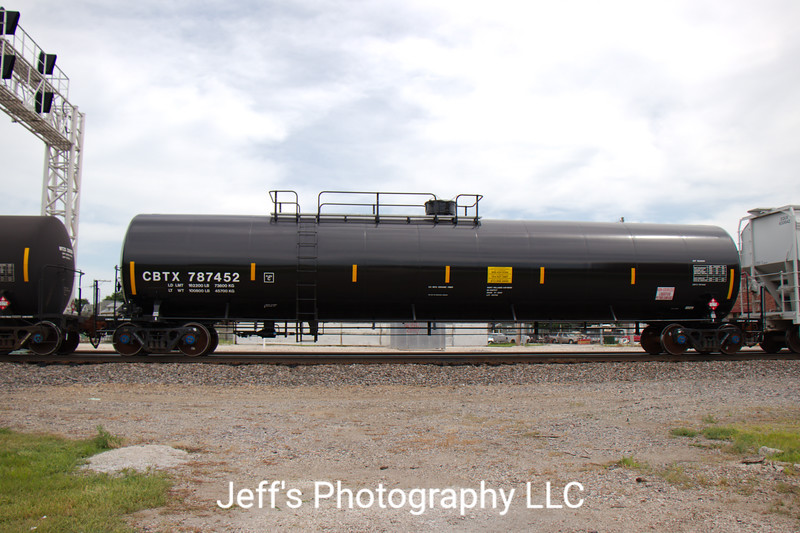 CIT Group/Capital Finance Incorporated 30,000 Gallon LPG Tank Car No. 787452