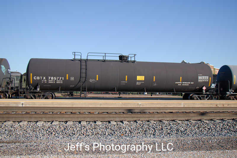 CIT Group/Capital Finance Incorporated 30,000 Gallon LPG Tank Car No. 785771