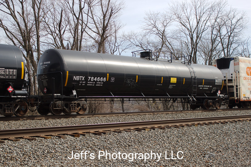 CIT Group/Capital Finance Incorporated 33,700 Gallon Tank Car No. 784666