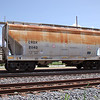 Chicago Freight Car Leasing Company 2-Bay ARI 3256 cu. ft. Centerflow Covered Hopper No. 21140