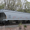 Chicago Freight Car Leasing Company 3-Bay 4751 cu. ft. Covered Hopper No. 12682