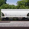 Chicago Freight Car Leasing Company 2-Bay Trinity 3281 cu. ft. Covered Hopper No. 23123