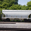 Chicago Freight Car Leasing Company 2-Bay Trinity 3281 cu. ft. Covered Hopper No. 23484