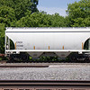 Chicago Freight Car Leasing Company 2-Bay Trinity 3281 cu. ft. Covered Hopper No. 23348