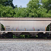Chicago Freight Car Leasing Company 2-Bay Trinity 3281 cu. ft. Covered Hopper No. 21749
