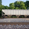 Chicago Freight Car Leasing Company 3-Bay 4750 cu. ft. Covered Hopper No. 7239