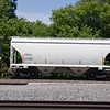 Chicago Freight Car Leasing Company 2-Bay Trinity 3281 cu. ft. Covered Hopper No. 23326