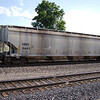 Chicago Freight Car Leasing Company 4-Bay NSC 6350 cu. ft. Covered Hopper No. 15643