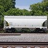 Chicago Freight Car Leasing Company 2-Bay Trinity 3281 cu. ft. Covered Hopper No. 23491