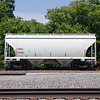 Chicago Freight Car Leasing Company 2-Bay Trinity 3281 cu. ft. Covered Hopper No. 23490