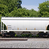 Chicago Freight Car Leasing Company 2-Bay Trinity 3281 cu. ft. Covered Hopper No. 23447
