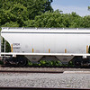 Chicago Freight Car Leasing Company 2-Bay Trinity 3281 cu. ft. Covered Hopper No. 22987