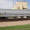General American Marks Company 4-Bay Trinity 6221 cu. ft. Covered Hopper No. 77386