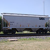 General American Marks Company 2-Bay Trinity 3281 cu. ft. Covered Hopper No. 9751