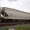 General American Marks Company 4-Bay 5650 cu. ft. Covered Hopper No. 11664