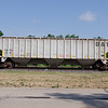 General American Marks Company 3-Bay 4750 cu. ft. Covered Hopper No. 4751