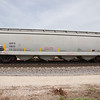 General American Marks Company 4-Bay 5650 cu. ft. Covered Hopper No. 11611