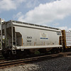 General American Marks Company 2-Bay NSC 3220 cu. ft. Covered Hopper No. 2632
