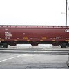 General American Marks Company 3-Bay Greenbrier 5188 cu. ft. Covered Hopper No. 13596
