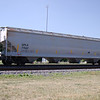 General American Marks Company 4-Bay Trinity 6221 cu. ft. Covered Hopper No. 77607