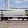 General American Marks Company 2-Bay NSC 3220 cu. ft. Covered Hopper No. 2337