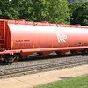 GATX Rail Canada Corporation 4-Bay HS 4550 cu. ft. Cylindrical Covered Hopper No. 1649