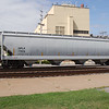 General American Marks Company 4-Bay Trinity 6221 cu. ft. Covered Hopper No. 77976