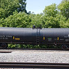 General American Marks Company 23,016 Gallon Asphalt Tank Car No. 37934