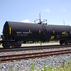 General American Marks Company 25,284 Gallon Asphalt Tank Car No. 222521