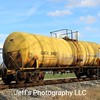 General American Marks Company 14,000 Gallon Molten Sulfur Tank Car No. 8421