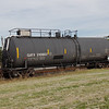 General American Marks Company Trinity 21,420 Gallon Tank Car No. 210807