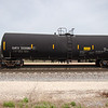 General American Marks Company Trinity 25,320 Gallon Asphalt Tank Car No. 222580