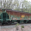 Joseph Transportation Incorporated 3-Bay 5161 cu. ft. Covered Hopper No. 96046