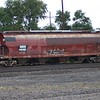 Joseph Transportation Incorporated 4-Bay 4650 cu. ft. Cylindrical Covered Hopper No. 466891
