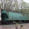 Joseph Transportation Incorporated 3-Bay 5161 cu. ft. Covered Hopper No. 96081