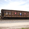 "Joseph Transportation Incorporated 48'2"" ACF 4240 cu. ft. Coalveyor Gondola No. 950921"