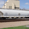 SMBC Rail Services LLC 5-Bay ARI 5650 cu. ft. Pressure Differential Centerflow Covered Hopper No. 15260